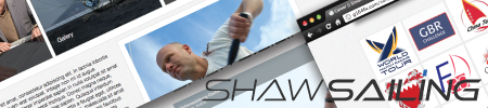 simon shaw re brand and new website